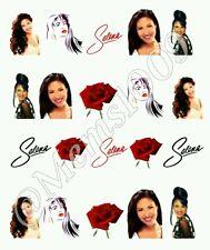 Selena Nail Art  water decals Selena Nail Decals