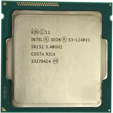 Intel Xeon E3-1240V3 3.4GHz Quad Core CPU LGA1150 SR152 Haswell