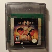 Nintendo Gameboy Color THE MUMMY RETURNS - Tested - No Box/Manual