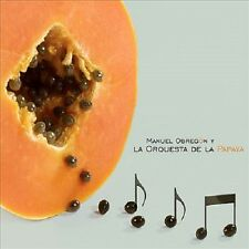 Manuel Obregón y la orquesta de la papaya (CD 2002 Papaya) IMPORT