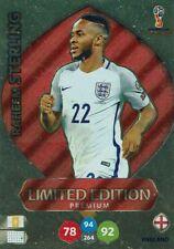 Panini Adrenalyn XL World Cup 2018 Russia Limited Edition Raheem Sterling