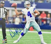 Dak Prescott Autographed Signed 8x10 Photo Cowboys REPRINT ,