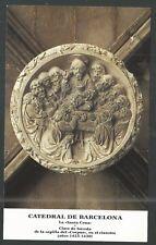 Holy card de Jesus en la Santa Cena estampa santino image pieuse andachtsbild