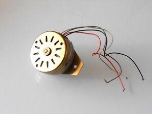 1x fischertechnik Computing Stepper Motor, Scanner-Plotter Motor