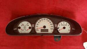 Speedometer Sedan 4 Door MPH White Gauges Fits 03-04 ION 1004