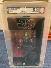 Star Wars Black Series Afa 8.5 Cara Dune #101 Figure - Uncirculated - Holy Grail