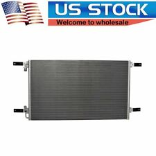 New Replacement Aluminum A//C Condenser for 01-05 Freightliner Century /& Columbia