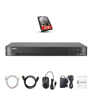 ANNKE 16CH Channel 4K Video 8MP H.265+DVR Digital Video Recorder Remote Access