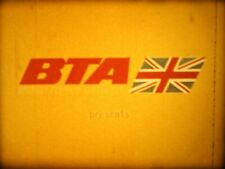 BTA - Steam 1 x 400ft Super 8mm Faded Colour Sound Boxed Archive Transport Film