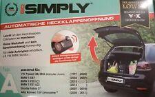 Go Simply automatische Heckklappenöffnung Typ A BMW 1 Skoda Alfa VW Passat