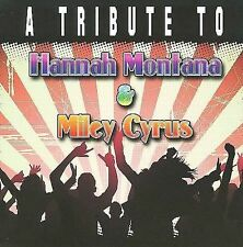 NEW Tribute to Hannah Montana & Miley Cyrus (Audio CD)