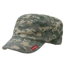 CAMOUFLAGE MILITARY ARMY GI BDU PATROL CAP HAT CAPS UD