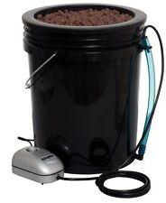 Root Spa 5 Gallon Bucket System - hydroponics dwc deep water culture grow
