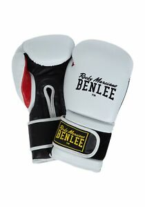 Benlee Boxing Gloves Sugar Deluxe Punch Mma / High Quality Cowhide Leather