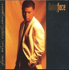 Baby Face Babyface For The Cool in You CD Rock Bottom Saturday Illusions