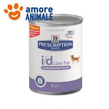 Hill's Prescription Diet I/D low fat lattina 360 gr - Alimento umido per cane