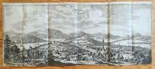 Dapper Large Original Print China Hocsieu with suburbs - 1674