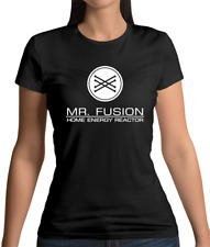 Mr Fusion Home Energy Reactor Womens T-Shirt - Back To The Future - Film - Doc