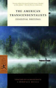The American Transcendentalists: Essential Writings(The Modern Library Classics)