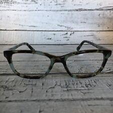"Warby Parker ""Upton SeaSmoke Tortoise"" Glasses 52-17-145 Demo-Home Try On Frames"