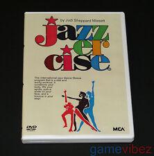 Jazzercise (DVD) Original 1982 Workout ***NEW SEALED***