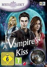 Mystery Agency: A Vampire's Kiss (PC+MAC) von dtp entert... | Game | Zustand gut