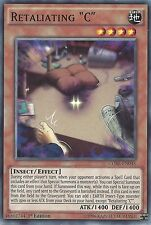 "YU-GI-OH CARD: RETALIATING ""C"" - CORE-EN045 1ST EDITION"