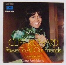 Cliff Richard 45 Tours Eurovision 1973