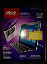 Which? Magazine Laptops Vs All In Ones