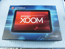 Motorola Xoom mz601 32 Go WLAN +3 G (Déverrouillé) Noir! Excellent état! neuf dans sa boîte!