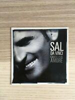 Sal Da Vinci - Canto Per Amore - CD Single PROMO - 2006