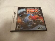 NEW SEALED Generator Rex: Agent of Providence Video Game Nintendo DS