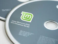 Linux Mint 20 Ulyana (all editions) Live DVD & Installation Media