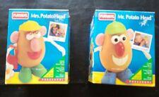 Playskool MR. And MRS. POTATO HEAD In Original Boxes