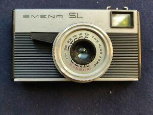 Smena SL 35mm Film Camera - Soviet Union (USSR), ca. 1970s