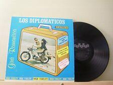 LOS DIPLOMATICOS - GIRA ROMANTICA  - LP VINYL KUBANEY MT - 299