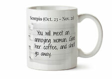 Lorelai and Luke Gilmore Girls First Meeting Quote New Coffee Tea Mug 11 oz Gift