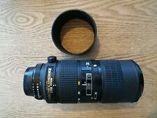 NIKON Micro-Nikkor AF-D ED 70-180 70-180mm 4,5-5,6 Makro lens mint micro