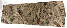 "London Fog Ladies Polyester Scarf 8"" X 58"" Multi-Color Novelty"