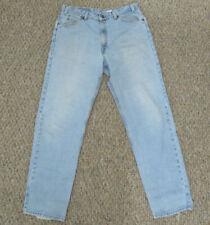 Vintage Levis 550 Orange Tab Jeans Sz 36 X 34 Relaxed Fit  Denim Measure 34 x 34