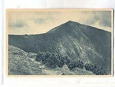 D 343 - Riesengebirge, Schneekoppe, Snezka,  ugl