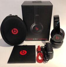 Beats by Dr. Dre Solo2 Wireless Headband Headphones - Black w/ Box
