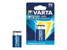 VARTA 9 V 9 V Block Single Use Batteries