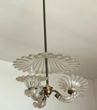 CHANDELIER BAROVIER E TOSO OLD CHANDELIER , HAND MADE, 40, 50, 60