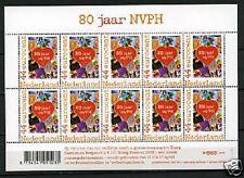 Nederland NVPH 2562 Vel Persoonlijke zegels 80 Jaar NVPH 2008 Postfris