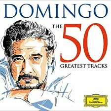 Plcido Domingo - 50 Greatest Tracks [CD]