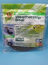 Duck Self Adhesive Medium Gaps Weatherstrip Seal Insulation Windows Doors