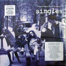 SINGLES SOUNDTRACK - Seattle Grunge 2 x LP Pearl Jam Soundgarden Alice in Chains