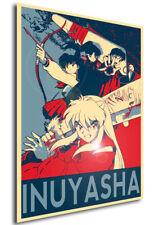 Poster Propaganda - Inuyasha - Characters