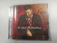 It Must Be Christmas Limited Autographed Edition Chris Young CD